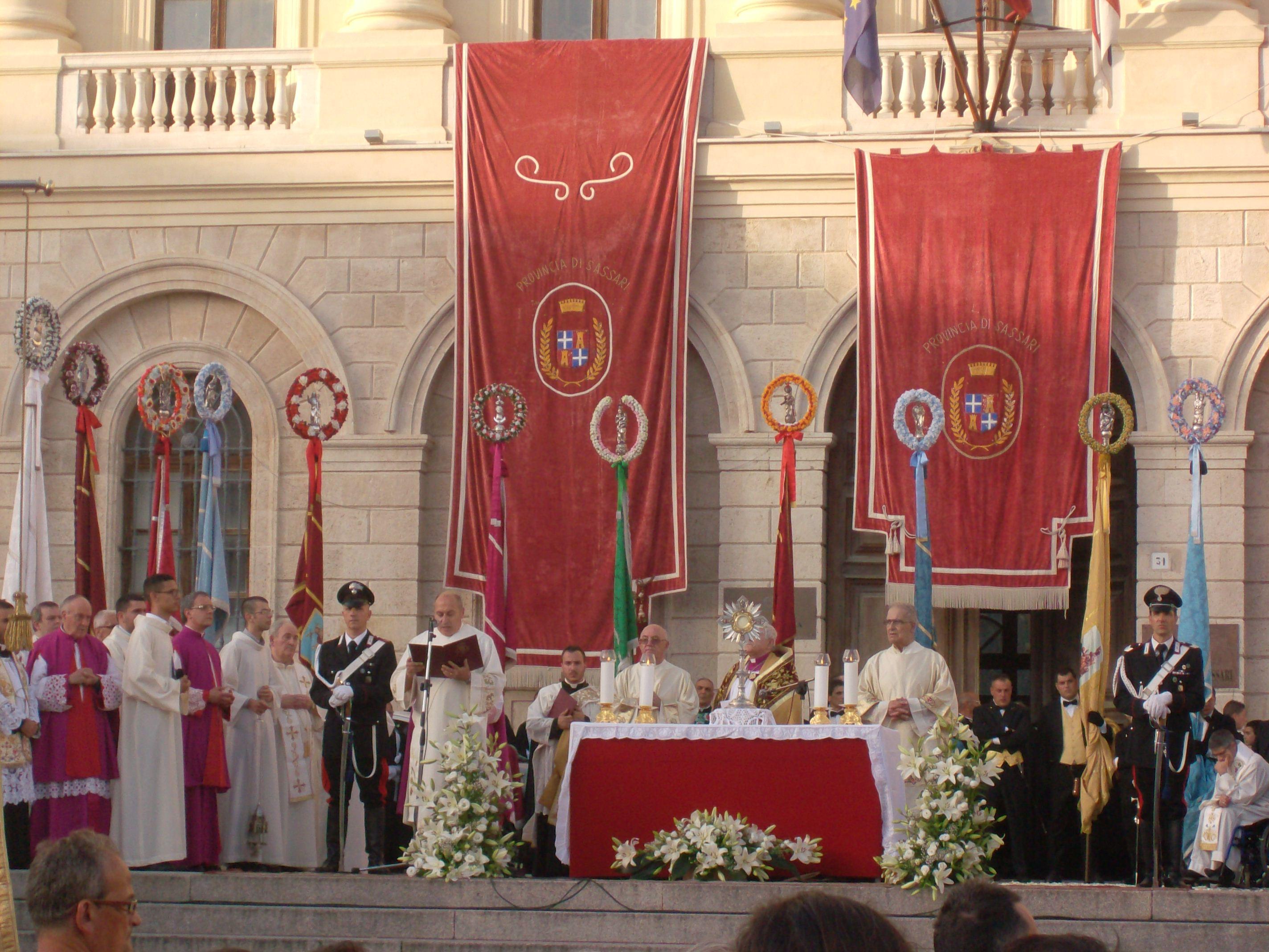 Corpus Domini Domenica 22 Giugno 2014