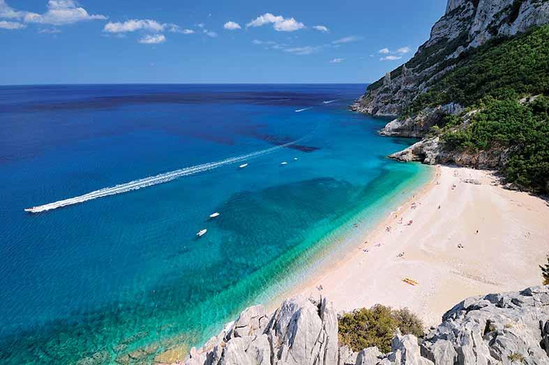 Primavera a Baunei 7 e 8 giugno 2014 Spiagge Ogliastrine