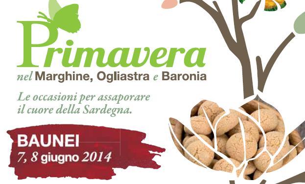 Primavera a Baunei 7 e 8 giugno 2014