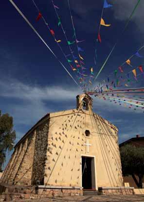 Primavera a IRGOLI_2014 - chiesa