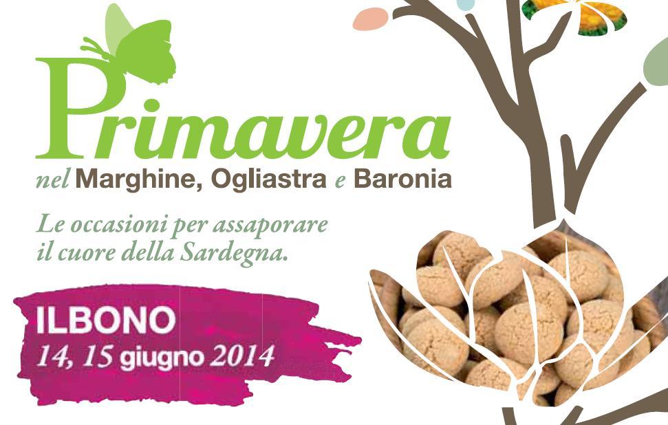 Primavera a Ilbono 14 e 15 giugno 2014 programma completo
