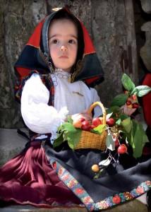 Primavera a Lanusei 2014 - abiti tradizionali