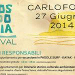 Carloforte 27 Giugno 2014: Posidonia Festival