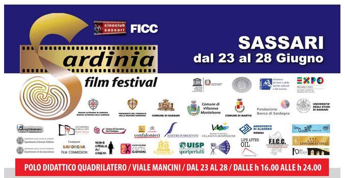 Sassari Estate Sardinia Film Festival dal 23 al 28 giugno 2014
