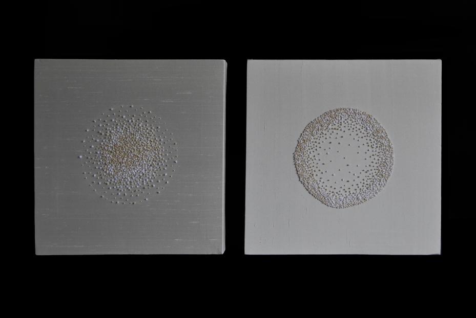 """Cagliari: Centro Comunale d'Arte e Cultura Exmà """"Deep White"""" personale di Manuela Toselli dal 6 al 29 giugno 2014"""