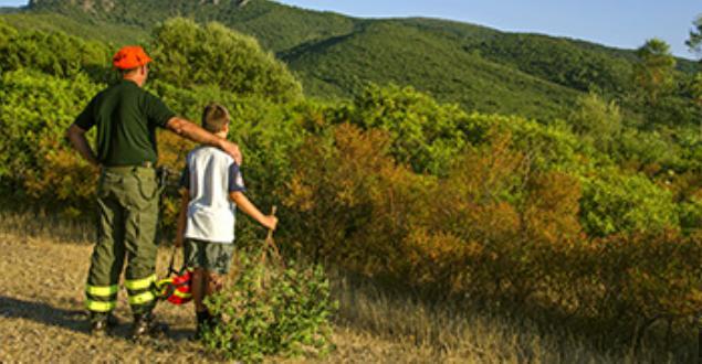 28 luglio 2014 Giornata regionale della memoria delle vittime degli incendi in Sardegna