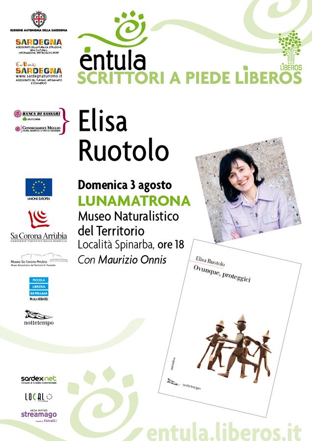 Elisa RUOTOLO Presentazione libro
