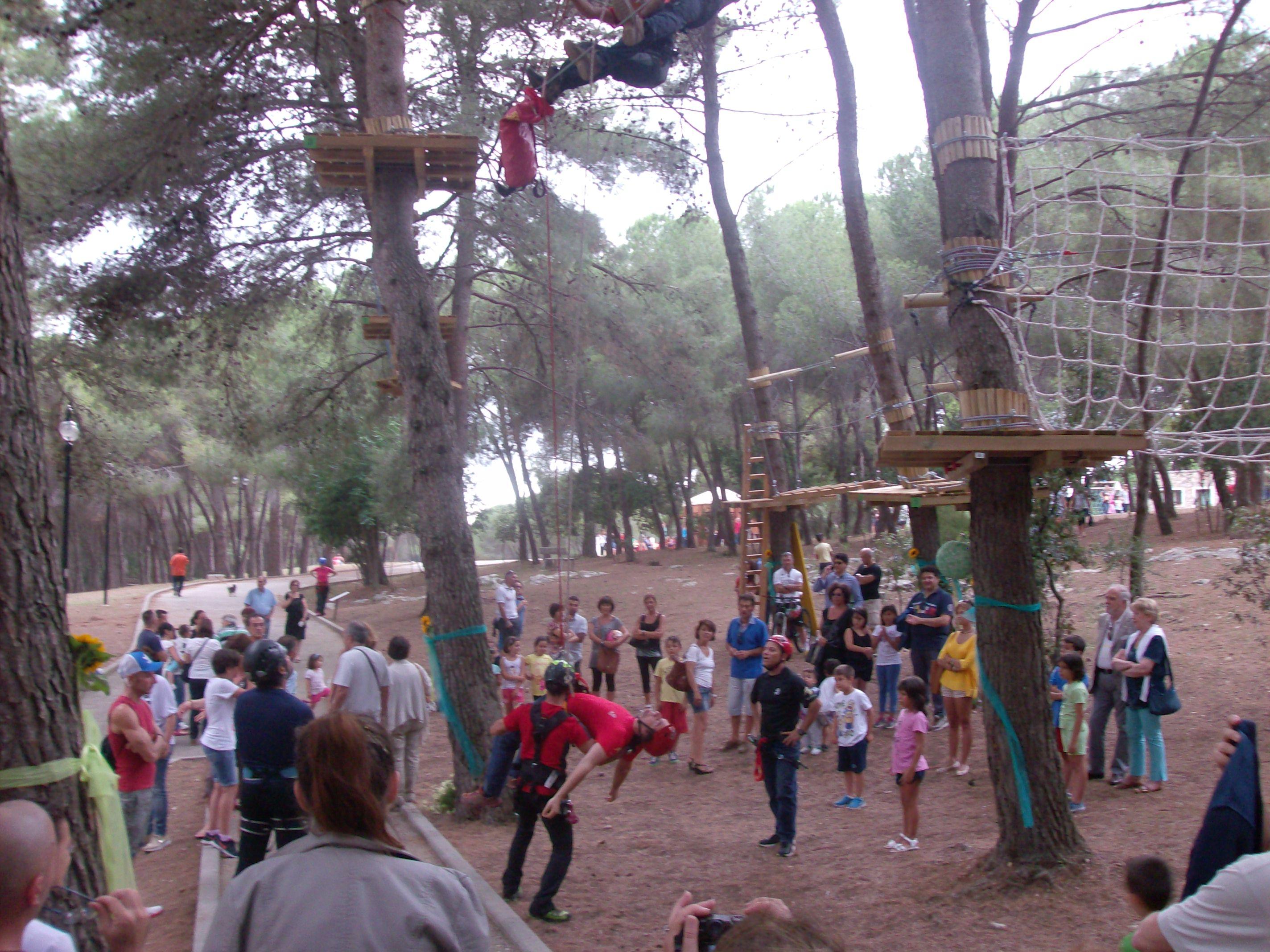 Parco Avventura Baddimanna