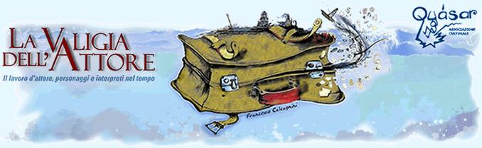 """""""La valigia dell'attore"""" dal 29 luglio al 3 agosto 2014 sull'Isola di La Maddalena"""