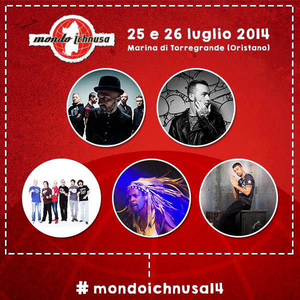 Mondo Icnusa 25 e 26 luglio 2014 Marina di Torregrande (Oristano)