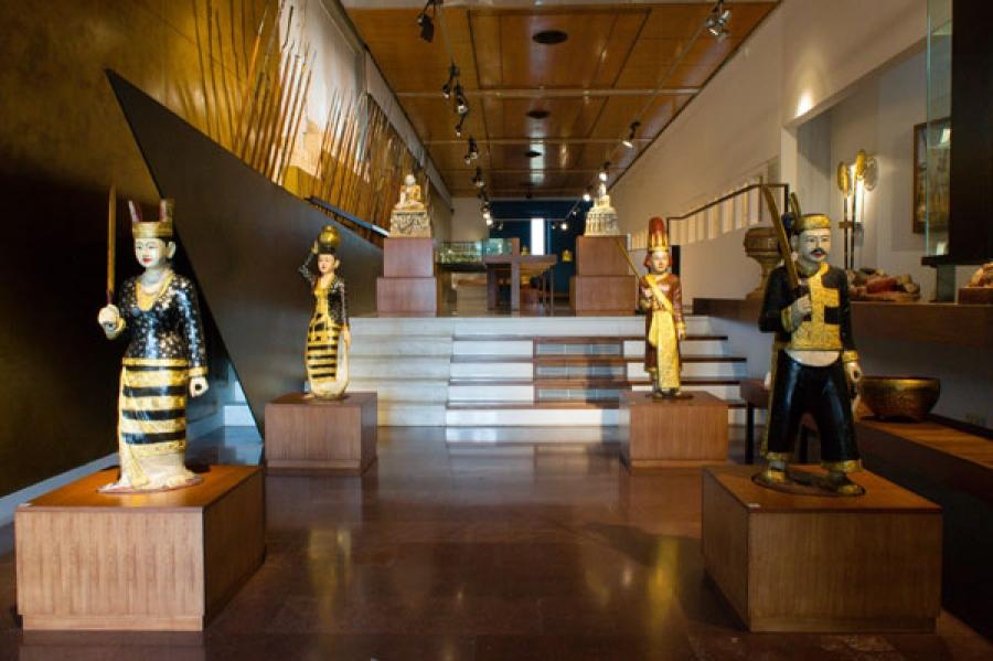 Museo d'Arte Siamese Musei Civici di Cagliari