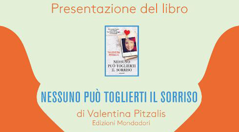 Presentazione del Libro Nessuno può togliermi il respiro di Valentina Pitzalis