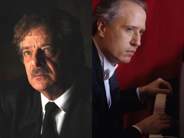 venerdì 11 luglio 2014 ore 20 Teatro Romano di Nora Giancarlo Giannini in Sogno di mezza estate
