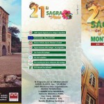 Programma della 21a Sagra del Miele a Montevecchio il 23 e 24 agosto 2014 nel Comune di Guspini.