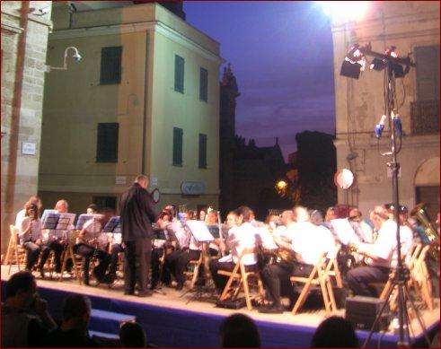 Il Concerto per i Candelieri- 12 agosto 2014 - Piazza del Comune - ore 21
