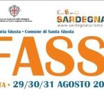 """Comune di Santa Giusta Regata de """"Is Fassois"""" 29-30-31 agosto 2014"""