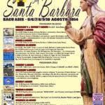 Comune di Carbonia: 56° Sagra di Santa Barbara a Bacus Abis dal 5 al 10 agosto 2014