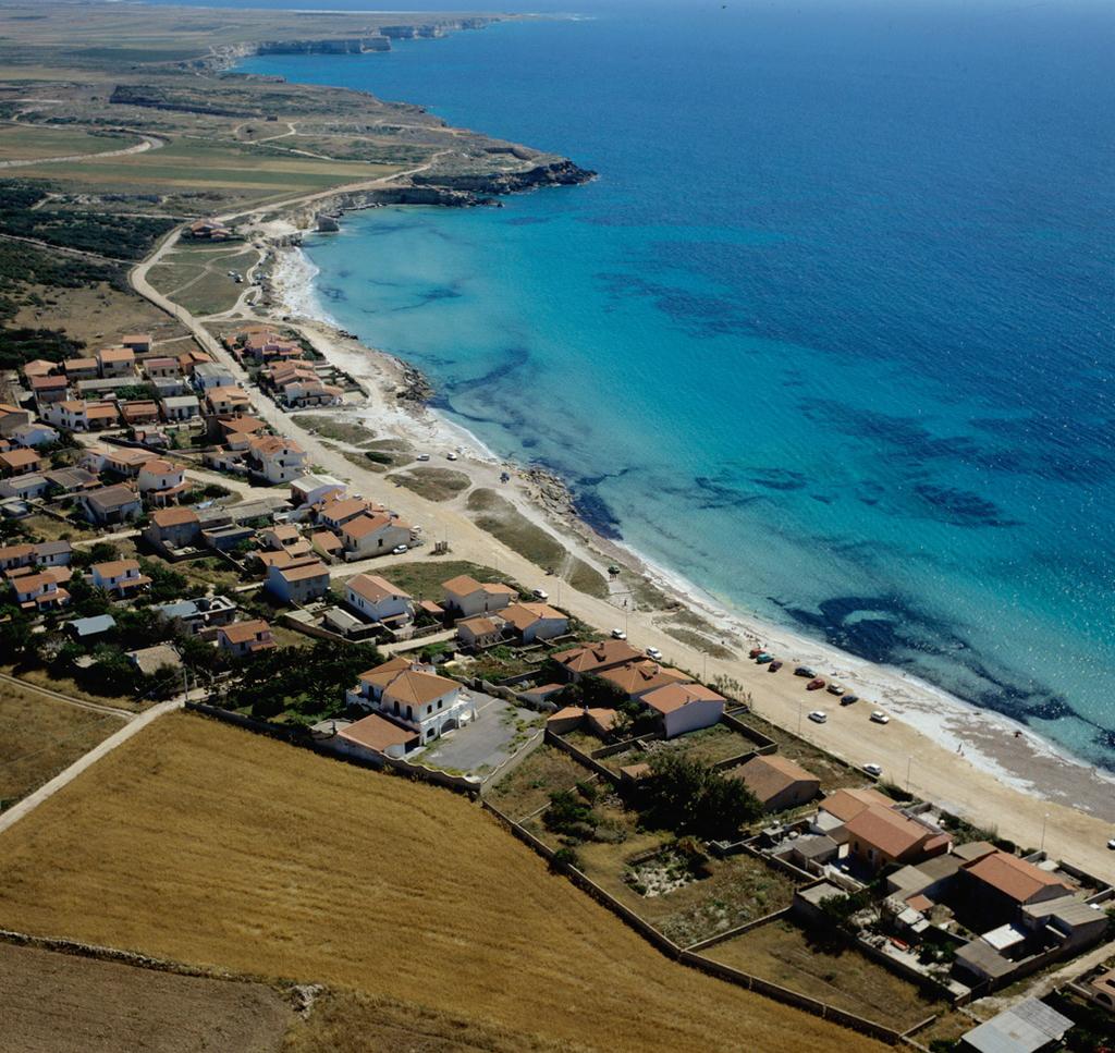 Spiaggia di Putzu Idu San Vero Milis