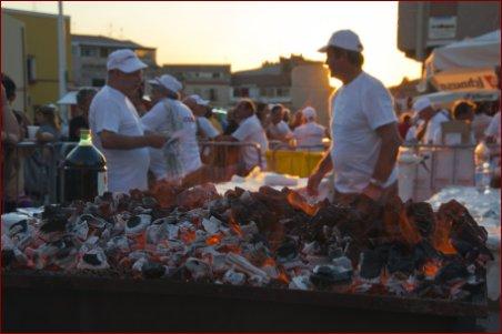 Sassari: L'arrostita - 11 agosto 2014 – Piazza Mazzotti - ore 20
