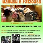 Estate a San Vero Milis (OR) tutti gli Eventi in Programma dal 9 al 17 agosto 2014