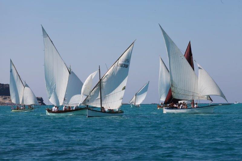 Stintino 32^ edizione della Regata della Vela Latina sabato 30 agosto 2014