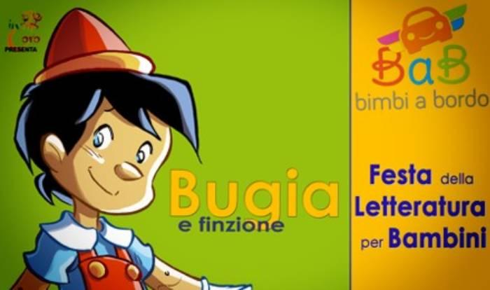 """Guspini II° edizione della Festa della Letteratura per bambini """"Bimbi a Bordo"""" si inaugura venerdì 29 agosto alle ore 21.30 nella Piazza Santa Maria"""