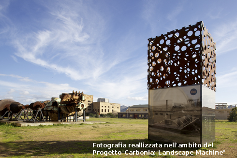 """A Carbonia il 1 ottobre 2014 presentazione progetto """"Cagliari Sardegna Capitale europea della Cultura candidatura 2019"""""""