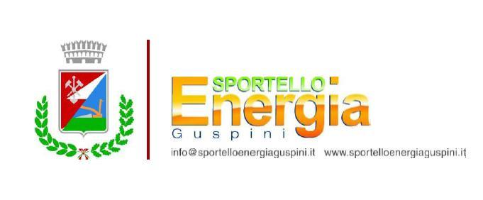 Comune di Guspini Sportello Energia