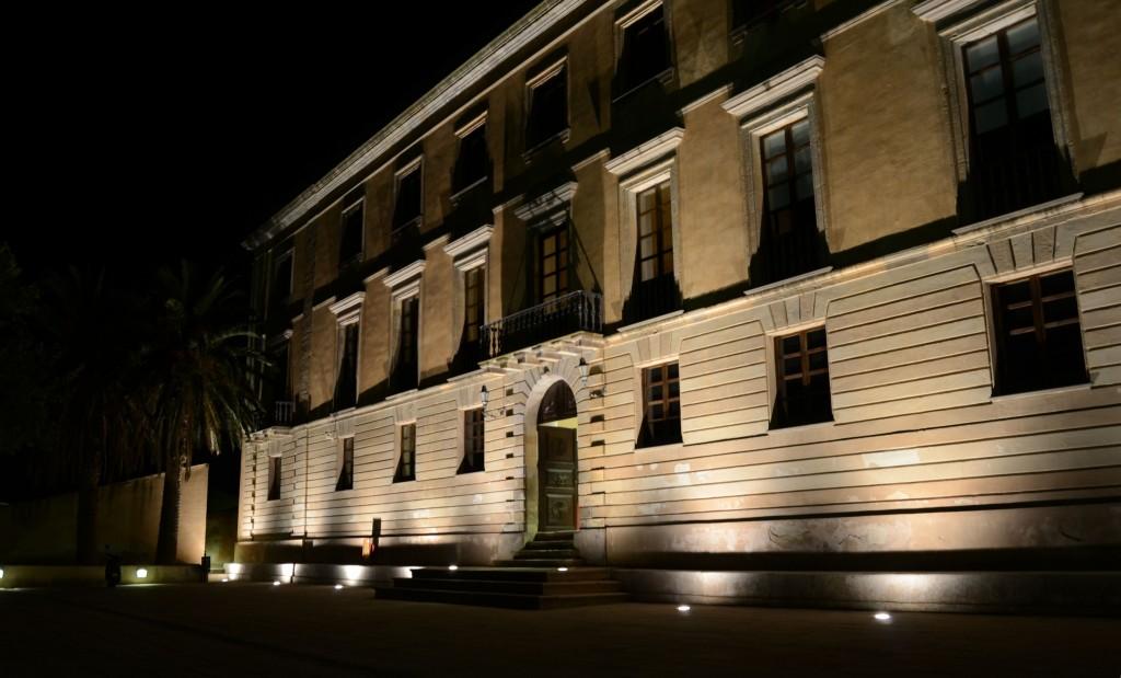 Il palazzo Aimerich culture festival lacono 5 settembre 2014