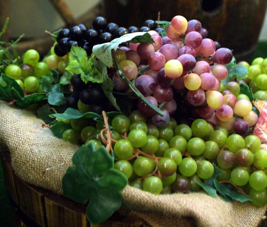 Uva da vino Sardegna
