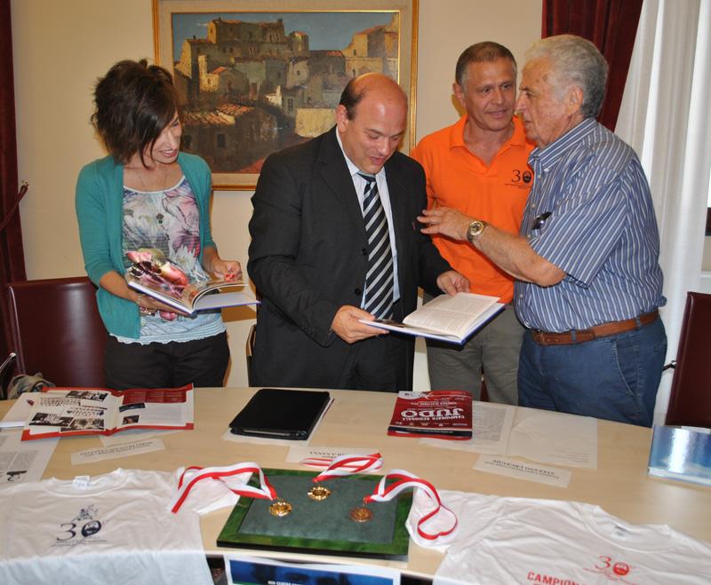 Il PalaSerradimigni di Sassari ospiterà il campionato regionale di Judo 19 ottobre 2014.