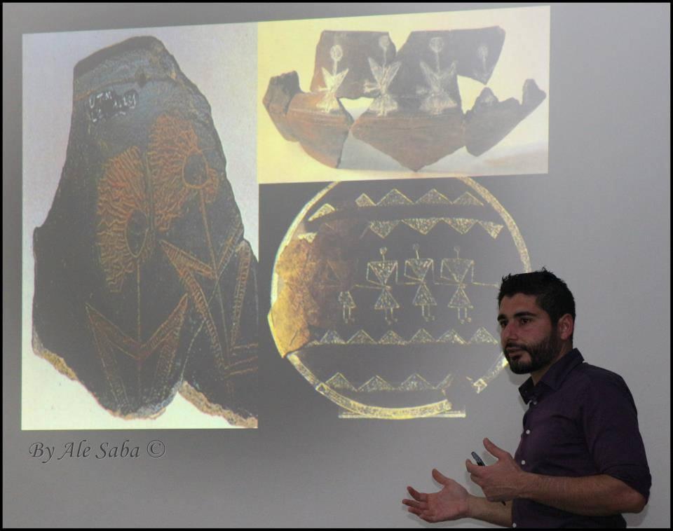 Archeologo Nicola Dessì