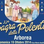 Campagna Amica domenica 19 ottobre 2014 sarà alla 32^ Sagra della Polenta ad Arborea.