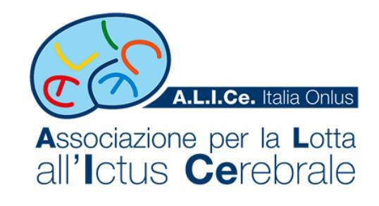 Giornata di prevenzione sull'ICTUS celebrale a cura dell'Associazione ALICE ITALIA ONLUS Sezione di Sassari Sassari P.zza d'Italia Sabato 25 Ottobre 2014 dalle ore 10.00 alle ore 13.00