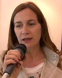 Assessore Regionale all'Agricoltura Sardegna Elisabetta Falchi