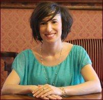 Assessore politiche educative giovanili e sport Maria Francesca Fantato comune di Sassari