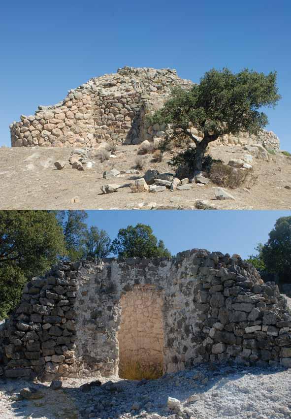 Meana Sardo sarà inoltre possibile visitare il sito archeologico Nolza