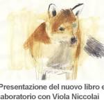 """Presentazione del nuovo libro di Viola Niccolai """"La volpe e il polledrino"""" tratto da un racconto di Antonio Gramsci, Genoni 8 novembre 2014."""