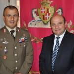 «La Brigata Sassari deve restare in città» afferma Nicola Sanna Sindaco di Sassari.