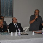 Il sindaco Nicola Sanna e la sua giunta incontrano a Palmadula i cittadini delle frazioni.