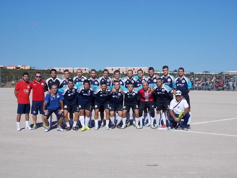 Stintino la squadra di calcio 28 settembre 2014