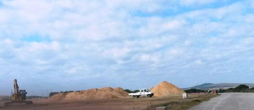 Stintino ottobre 2014 al via i lavori di riqualificazione delle Saline.