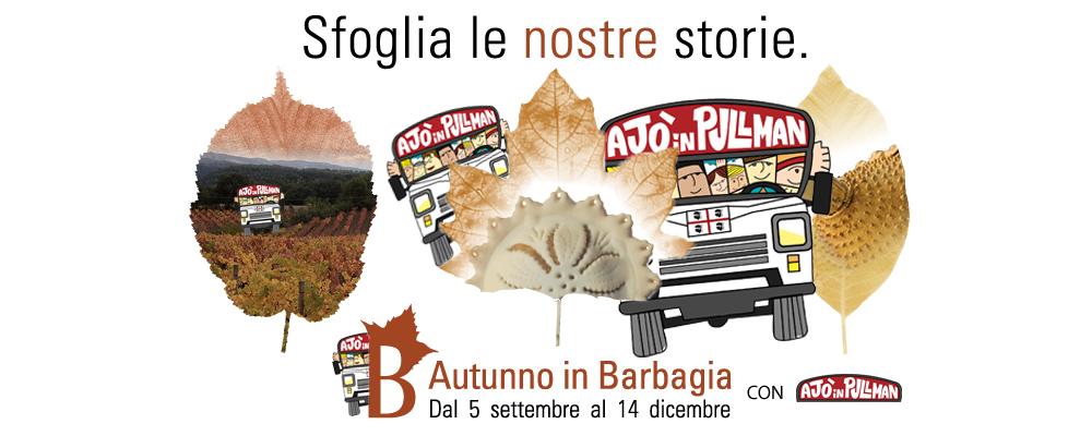 """Ajò in pullman a ... Sorgono per Cortes Apertas """"S'innenna"""" La vendemmia 24/25/26 ottobre 2014."""