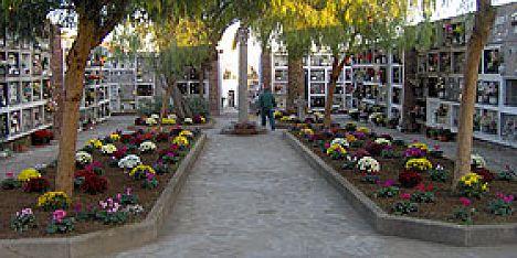 cimitero di sassari