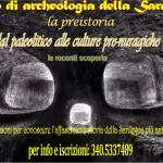 """""""Corso di Archeologia della Sardegna"""" tenuto dall'Archeologo Nicola Dessì 5 lezioni per conoscere l'affascinante storia dell'Isola più bella del Mediterraneo."""
