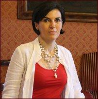 Assessore Monica Spanedda