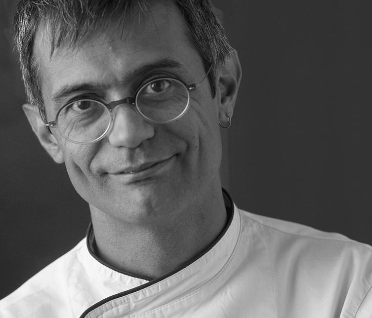 Chef Roberto Petza