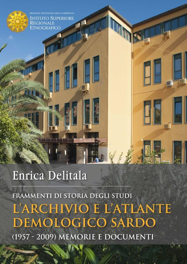 Enrica Delitala Frammenti di Storia degli studi ISRE copertina libro