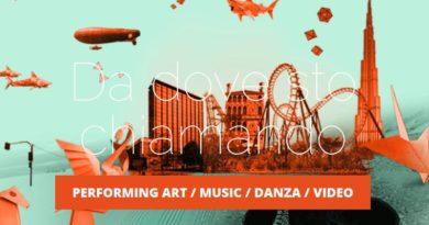 MUSEI CIVICI CAGLIARI Palazzo di Città DA DOVE STO CHIAMANDO – FESTIVAL Performing art, music, danza, video Dal 15 al 29 novembre