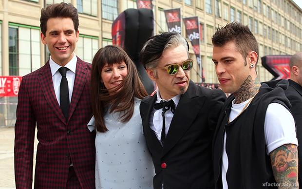 Giudici X Factor 2014